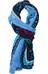 Sherpa Beyul sjaal blauw